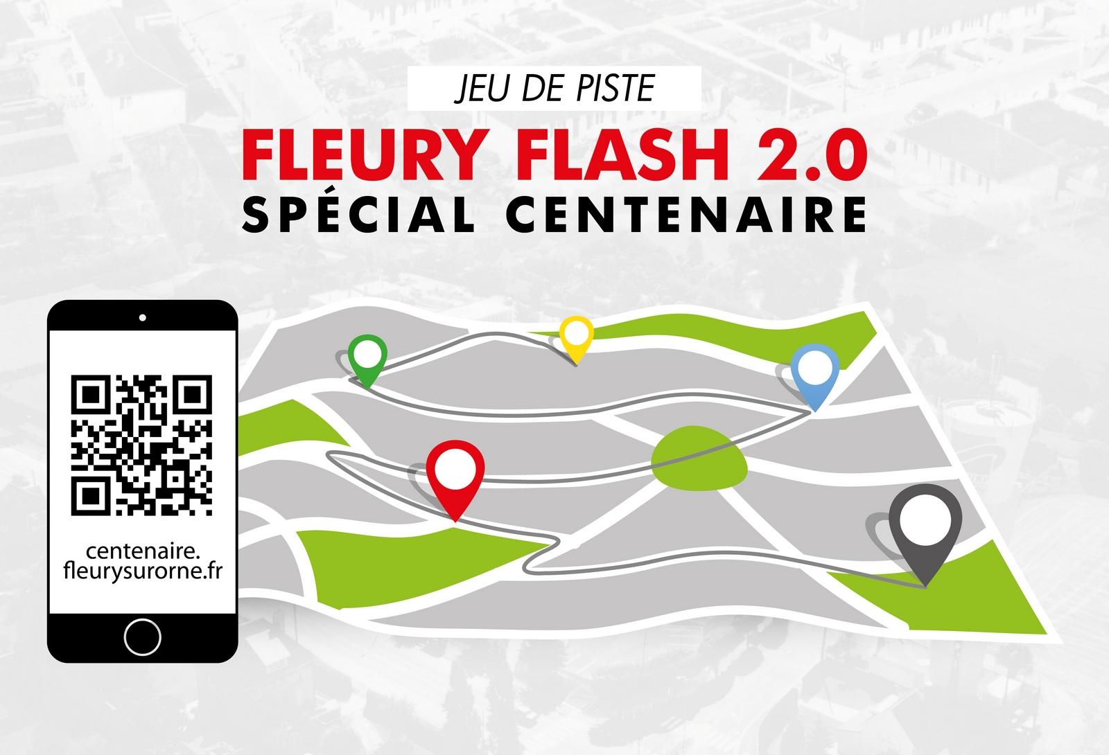 Fleury Flash 2.0 Spécial Centenaire